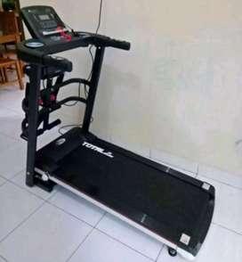 Treadmill elektrik TL 607/model 4in1