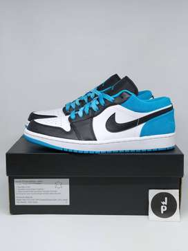 Nike Air Jordan 1 Low Laser Blue SE | CK3022004