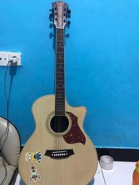 Gitar cole clark murah nego