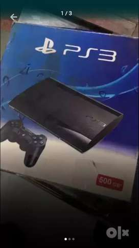 PS3 available on rent ₹99 per day