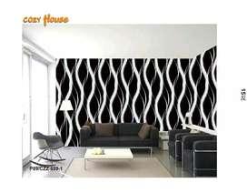 Wallpaper dinding wallpaper minimalis DL450