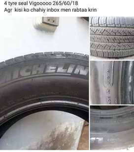 For sell revo tyre 265 60 18 ksi me Koi panchr nh h
