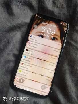 I phone x display broken