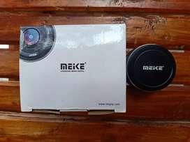 Lensa MEIKE 35mm F1.7 for Sony fullshet mulus