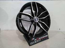 for sale velg racing r18 h5x114,3 for civic inova xpander dll