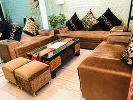 Royal sofa set.
