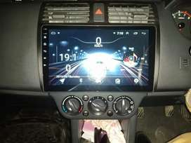 Suzuki swift Android panel