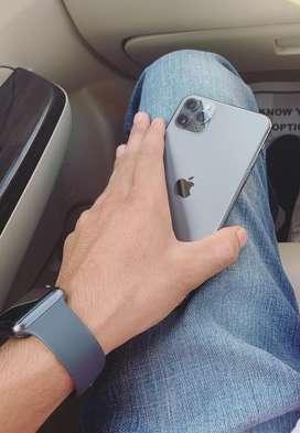 Iphone 11pro max(64gb)