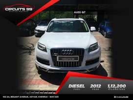 Audi Q7 3.0 TDI quattro, 2012, Diesel