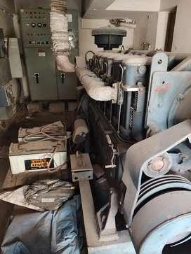 Generator running condition