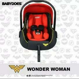 Ex Kado Car Seat Babydoes Justice League