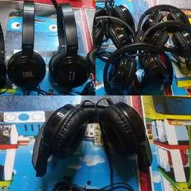 Headset jbl hitam