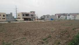 10 Marla Residential Plot For Sale In, DHA Rahber, Lahore.
