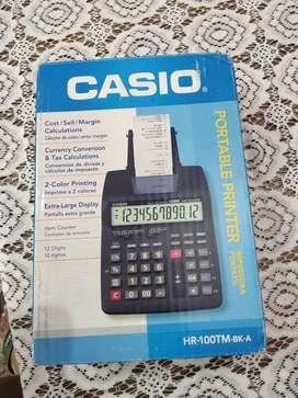 Casio Portable Printer