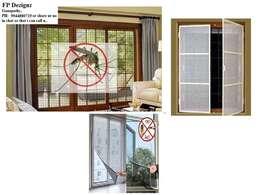 NEtlons/Mosquito Net against order.