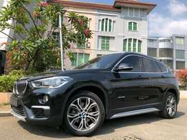 BMW X1 X-Line 2018 Nik18 Black On Brown Km10rb New Profile Joystick!!
