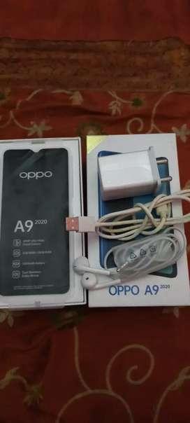 Oppo a9 8gb128gb