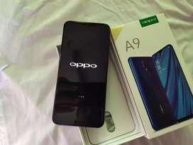 New Oppo A9 4gb 128GB NON active