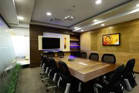 furnished office in connaught place for rent