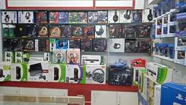Ps5 ps3 ps4 xbox one s and xbox 360 all game's and accessories av
