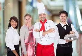 We Provide Hotel / Restaurant /Fast Food Staff All In Over Maharashtra