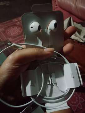 Jual hadset iphone 7