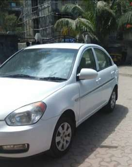 Hyundai Verna 2010, SEQUENTIAL CNG , MINT CONDITION