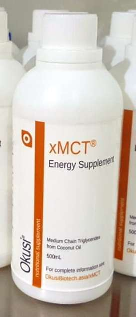 xMCT Energy - MCT Oil - 500ml premium