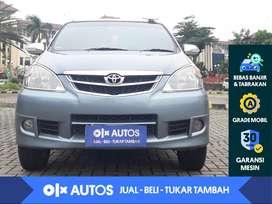 [OLX Autos] Toyota Avanza 1.3 G M/T 2010 Abu-abu