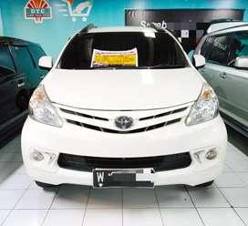 Toyota avanza 2014 1.3 manual Km 76rb Dp 16 juta