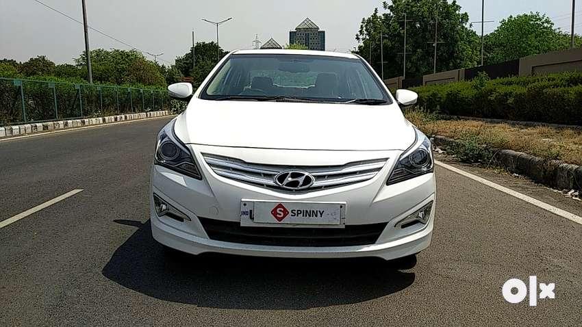 Hyundai Verna, 2015, Diesel 0