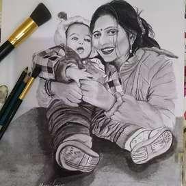 3d sketch artist