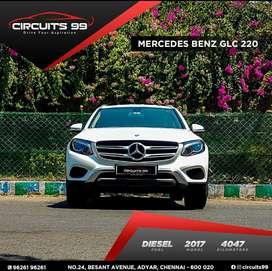 Mercedes-Benz Glc 220D 4MATIC Style, 2017, Diesel
