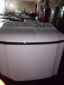 Used washing machine available...