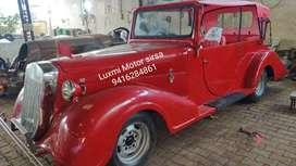 Replica Vintage Car