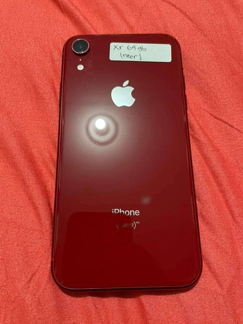 Iphone Xr 64gb inter 0