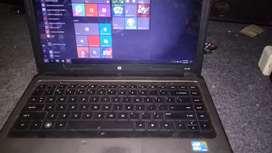 Laptop hp 430 core i3 ram 2gb hd 500 gb