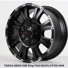 Velk Type New TSINGA 68013 HSR R17X8 H5X114,3