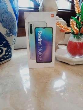 Xiaomi redmi note 8 4/64 new MURAH