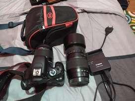 DSLR Canon 550D