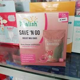 Plastik asi Kantong asi malish steril dari asi kit