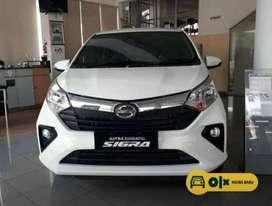 [Mobil Baru] Daihatsu Sigra 1.2 X DP 12 juta an