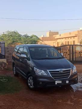 Innova 2.5g Deisel excellent condition, for sale,