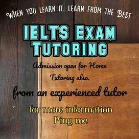 IELTS Exam Coaching
