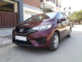 Honda Jazz S Manual, 2016, Petrol
