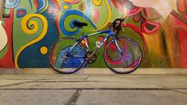 Fuji Road Bike 4.0 Cycle. Great Condition. Better Hybrid GIANT Bianchi