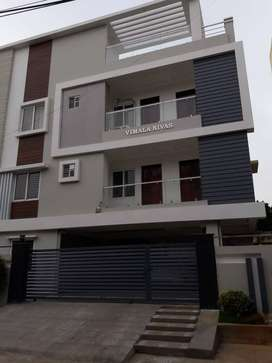 Newly constucted 1st floor 3BHK home available for rent