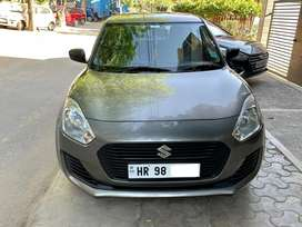 Maruti Suzuki Swift LXi 2020 with Accessories