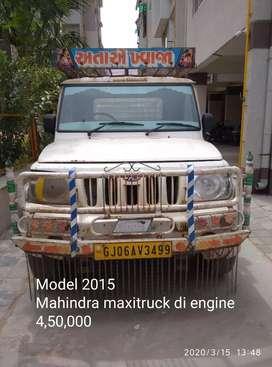 Mahindra Bolero maxitruck 2015 Di engine