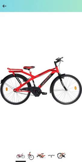 New condition bicycle